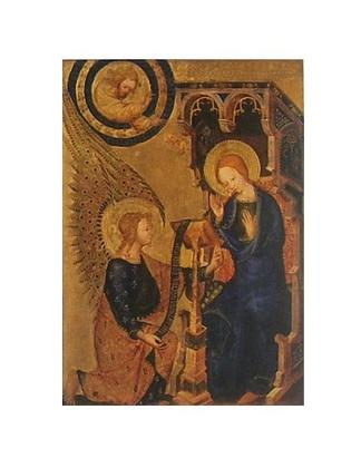 Anonymus Annunciation