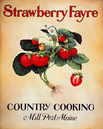 Isiah & Benjamin Lane Strawberry Fayre