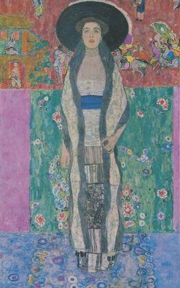 Gustav Klimt Adele Bloch Bauer II   1912