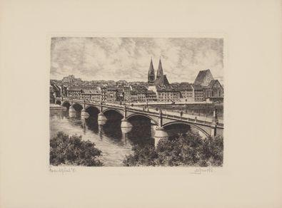 Bruck Frankfurt O Gesamtansicht