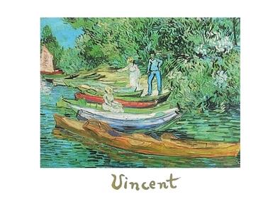Vincent van Gogh Ruderboote