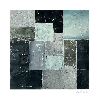 Brad Carter 3er Set 'Quadrangle I - III'