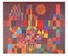 Paul Klee Burg und Sonne