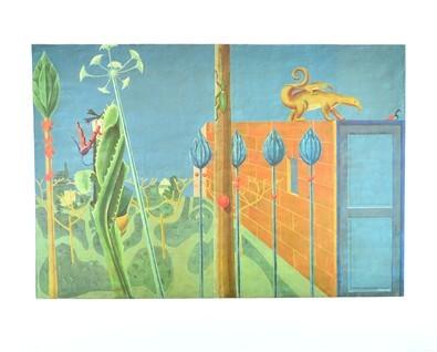 Max Ernst Naturgeschichte, 1923