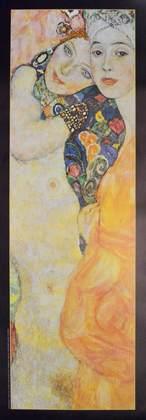 Gustav Klimt Le amiche