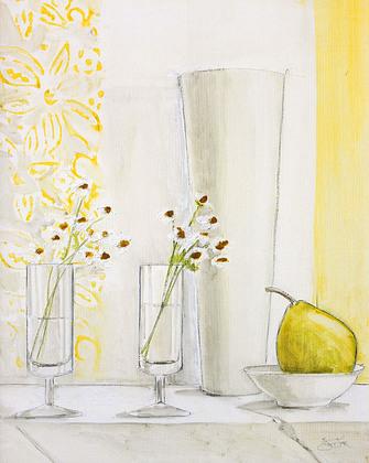 Ina van Toor 2er Set 'Glas & Ceramics I + II'