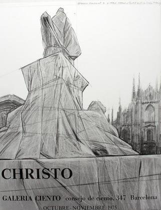 Christo galeria ciento large