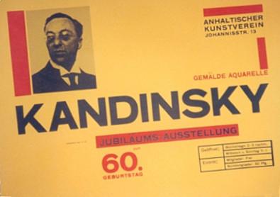 Herbert Bayer Kandinsky Ausstellung