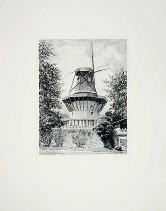 Bruck Potsdam Historische Muehle