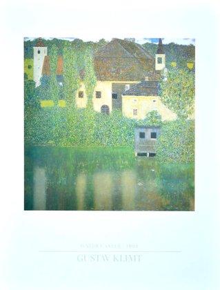 Gustav Klimt Wasserschloss