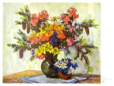 Rolf Regele Alpenblumen