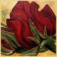 Heidi Gerstner 2er Set 'Roses' + 'White Roses'