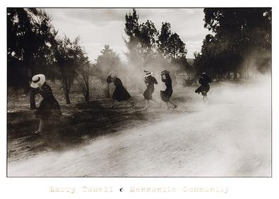 Larry Towell Mennonite Community