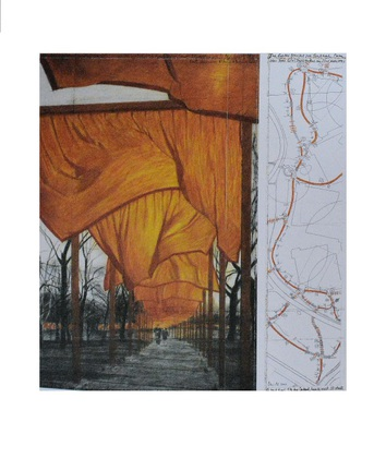 Christo The Gates, Project for Central Park
