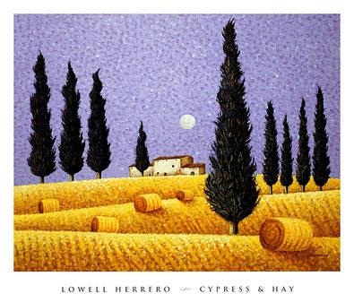 Lowell Herrero Cypress & Hay