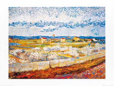 Vincent van Gogh Pesco in fiore