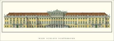 Nikolaus Pacassi Wien, Schloss Schoenbrunn