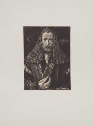 Albrecht Duerer Selbstbildnis