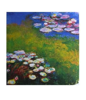 Claude Monet Seerosen 1914-1917