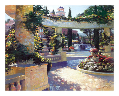Howard Behrens Bellagio Garden