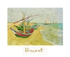 Van gogh vincent fischerboote am strand von saintes maries 49099 medium