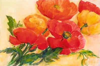 Elisabeth Krobs Splendid Poppies