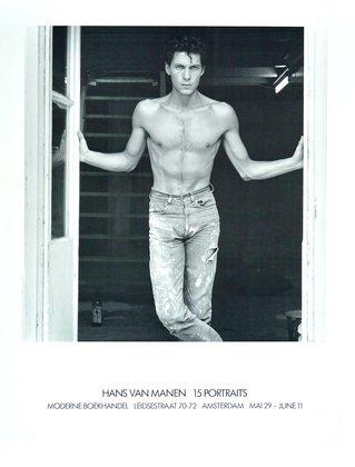 Hans van Manen 15 Portraets