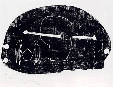 Felix Droese Alles in der Schwebe (1993)