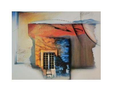 W. Reinshagen Architekturstudie 6