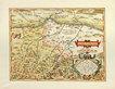 Ortelius abraham tipus vindeliciae sive utriusque bavariae secundum medium