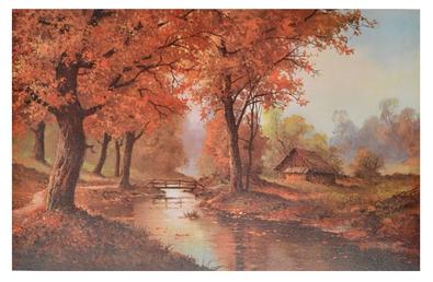 N. Gero Herbstwald