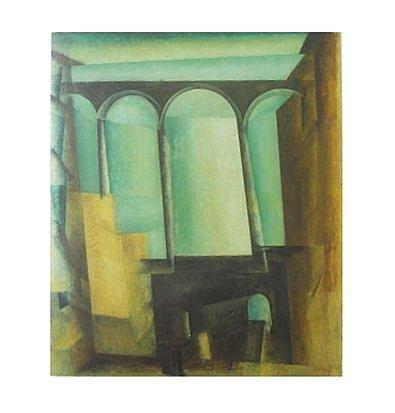 Lyonel Feininger Viaduct