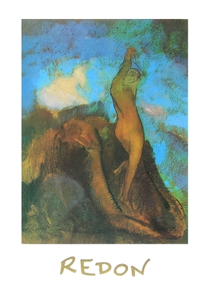 Odilon Redon Die Geburt der Venus
