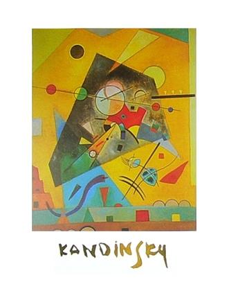 Wassily Kandinsky Sanfte Harmonie