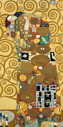 Gustav Klimt Die Musik