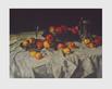 Charles Schuch Apfelstilleben mit Zinnkrug