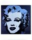 Warhol andy marilyn monroe 1967 black medium