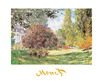 Monet claude il parco monceau 59501 l