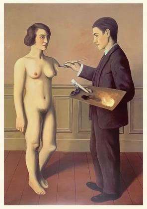 Rene Magritte Le tentative de I'impossible