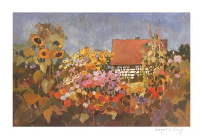 Margit Jungi Sommergarten