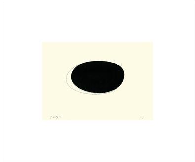 Juergen Wegner Untitled (Schwarz), 1997