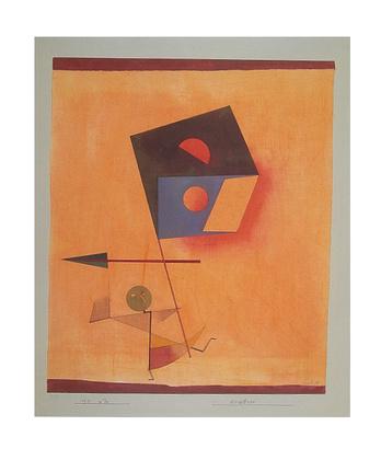 Paul Klee Eroberer