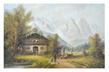 Clemens Bauernhof im Gebirge