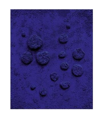 Yves Klein Blaues Schwammrelief, 1960