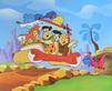Hanna Barbera Yabba-Dabba-Doo