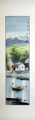 Jian Liang Gu China Jahreszeiten Fruehjahr