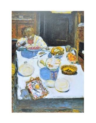Pierre Bonnard Der Tisch