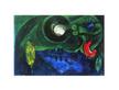 Marc Chagall Le Quai de Bercy