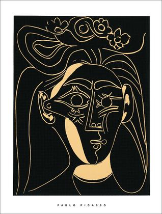 Pablo Picasso Frau mit Hut II