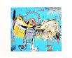Basquiat jean michel untitled fallen angel 1981 medium